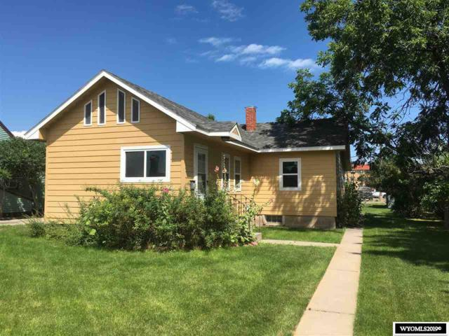 1417, 1417 1/2 W A Street, Torrington, WY 82240 (MLS #20194748) :: RE/MAX The Group