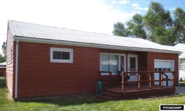 1208 Crest Way, Worland, WY 82401 (MLS #20194754) :: Real Estate Leaders