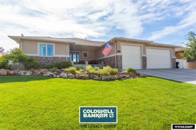 2803 Hogan Drive, Casper, WY 82601 (MLS #20194770) :: Lisa Burridge & Associates Real Estate
