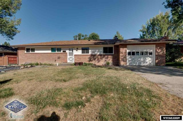 1621 Brentwood Drive, Casper, WY 82604 (MLS #20194781) :: RE/MAX The Group