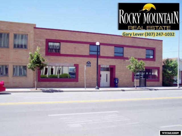 300 N Center Street, Casper, WY 82601 (MLS #20194782) :: Lisa Burridge & Associates Real Estate