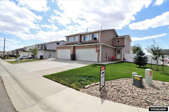 620 Rampart Drive, Rock Springs, WY 82901 (MLS #20194783) :: RE/MAX The Group