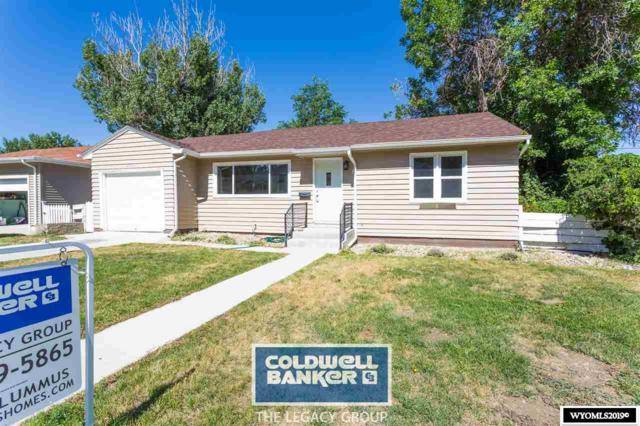 2110 Hyview Drive, Casper, WY 82604 (MLS #20194784) :: RE/MAX The Group
