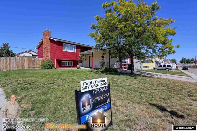 2036 Glendale Avenue, Casper, WY 82601 (MLS #20194797) :: Lisa Burridge & Associates Real Estate