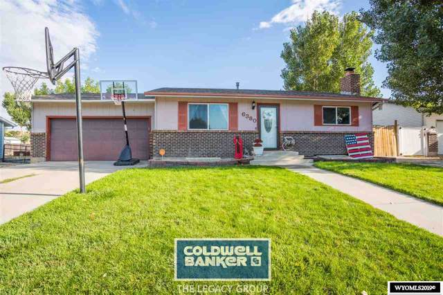 6380 Timberline Court, Casper, WY 82604 (MLS #20195364) :: RE/MAX The Group