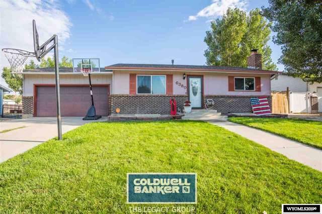6380 Timberline Court, Casper, WY 82604 (MLS #20195364) :: Real Estate Leaders
