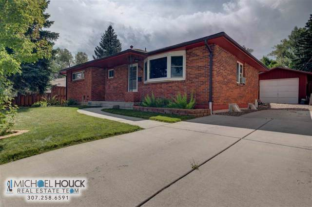 1114 Country Club, Casper, WY 82609 (MLS #20195365) :: RE/MAX The Group