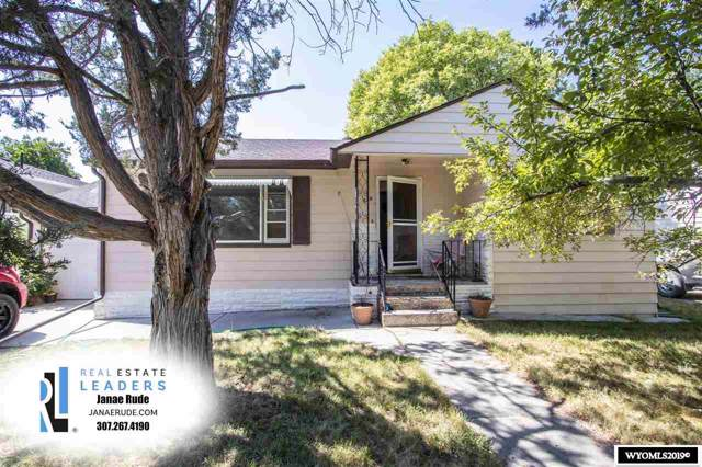 628 S 6th Street, Douglas, WY 82633 (MLS #20195366) :: Lisa Burridge & Associates Real Estate