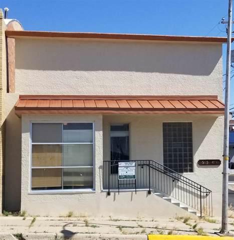 313 4th Street, Rawlins, WY 82301 (MLS #20195367) :: Lisa Burridge & Associates Real Estate