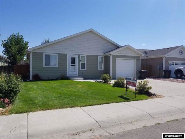 617 Bozeman Trail, Evansville, WY 82636 (MLS #20195369) :: RE/MAX The Group