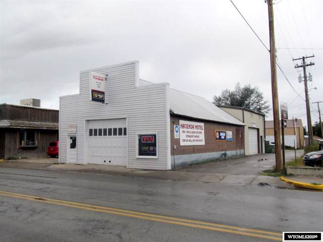 110 N First Street, Saratoga, WY 82331 (MLS #20195384) :: RE/MAX The Group
