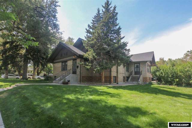 938 S Beech St, Casper, WY 82601 (MLS #20195396) :: RE/MAX The Group