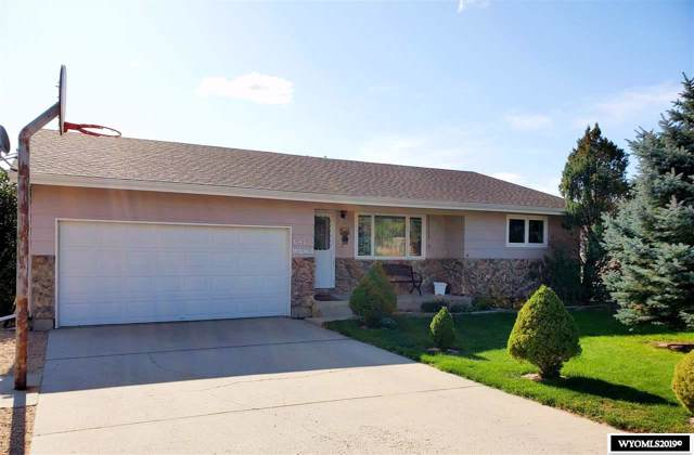 641 Big Horn Drive, Douglas, WY 82633 (MLS #20195410) :: RE/MAX The Group