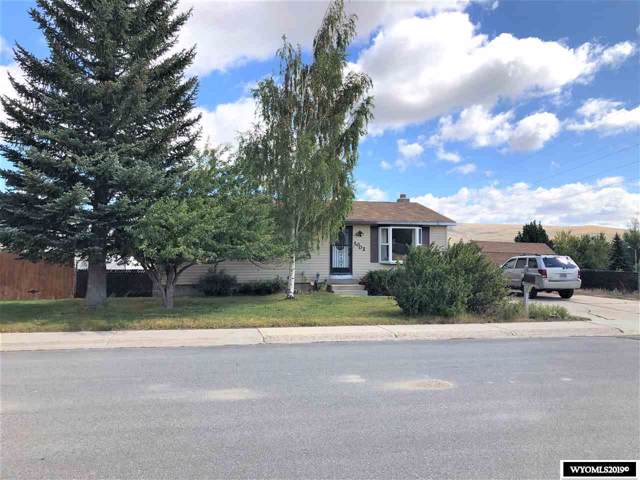 1002 7th West, Kemmerer, WY 83101 (MLS #20195413) :: Real Estate Leaders