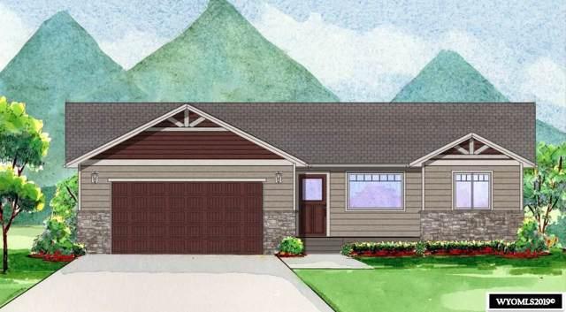 6784 Rogue River Road, Casper, WY 82604 (MLS #20195419) :: Real Estate Leaders