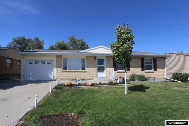 2740 Knollwood Drive, Casper, WY 82604 (MLS #20195420) :: Lisa Burridge & Associates Real Estate