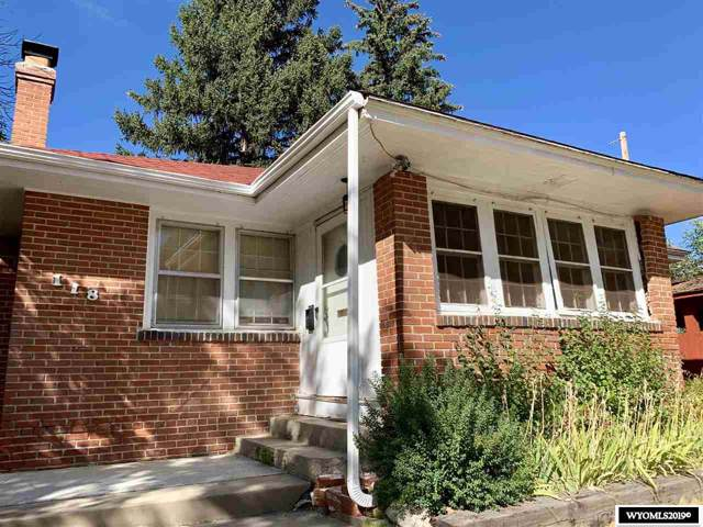 118 E 13th Street, Casper, WY 82601 (MLS #20195430) :: RE/MAX The Group