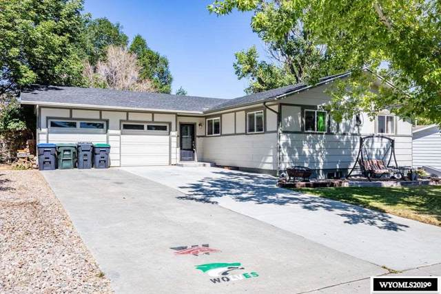 225 Greasewood Street, Green River, WY 82935 (MLS #20195431) :: RE/MAX The Group