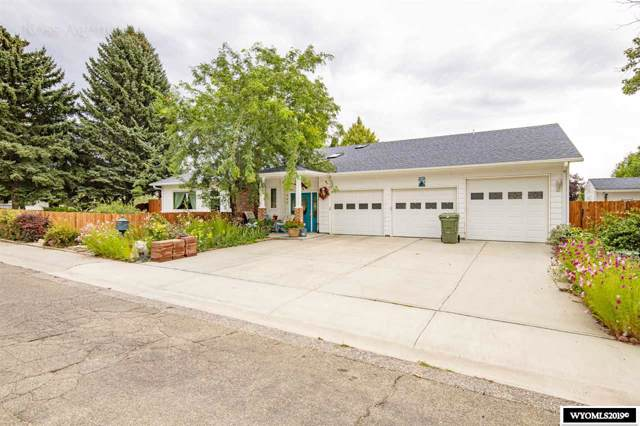 1003 Durango Drive, Douglas, WY 82633 (MLS #20195439) :: RE/MAX The Group