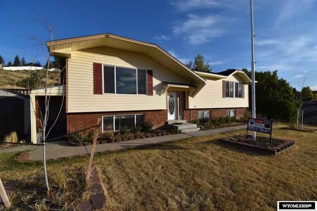 101 Hillside, Evanston, WY 82930 (MLS #20195442) :: Lisa Burridge & Associates Real Estate