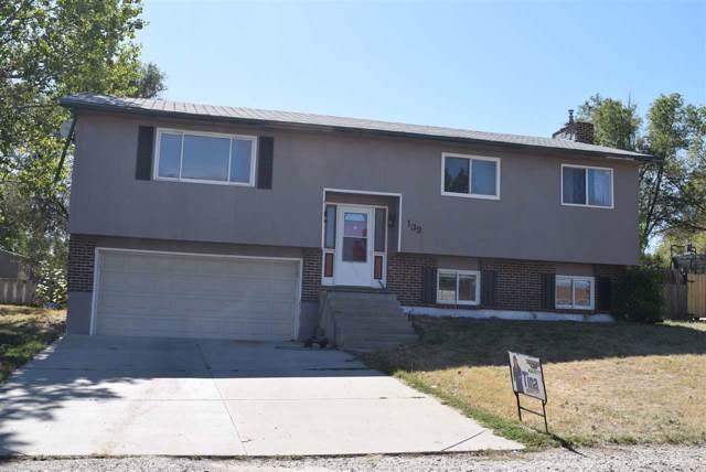 132 Bridgers Crossing, Glenrock, WY 82637 (MLS #20195453) :: Lisa Burridge & Associates Real Estate