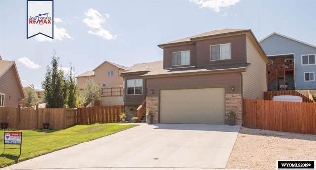 6691 Blue Springs Road, Casper, WY 82604 (MLS #20195461) :: Real Estate Leaders