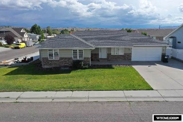 2602 Cache Valley Dr, Rock Springs, WY 82901 (MLS #20195472) :: Lisa Burridge & Associates Real Estate