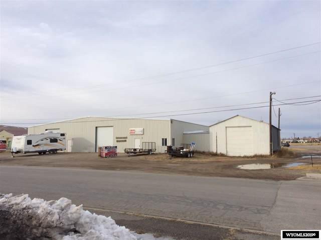 1811 Mahoney Street, Rawlins, WY 82301 (MLS #20195475) :: Lisa Burridge & Associates Real Estate