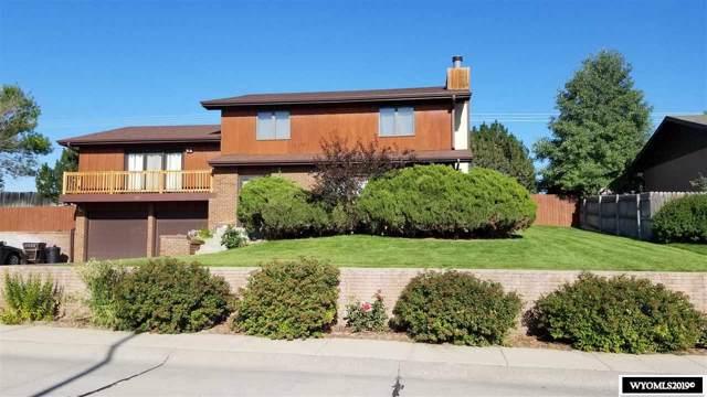 221 Hillcrest Drive, Torrington, WY 82240 (MLS #20195477) :: Lisa Burridge & Associates Real Estate