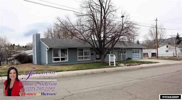 1625 S Elk Street, Casper, WY 82601 (MLS #20195479) :: RE/MAX The Group