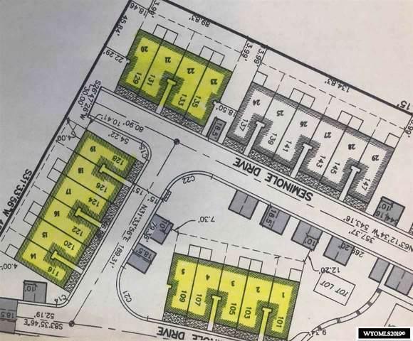 101 Seminole Dr, Evanston, WY 82930 (MLS #20195483) :: Lisa Burridge & Associates Real Estate