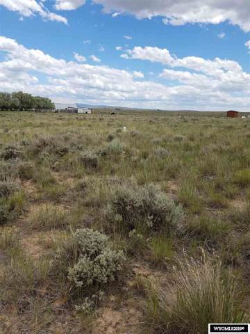 Lot 1, BLK 3 Mountain View Estates, Saratoga, WY 82331 (MLS #20195485) :: RE/MAX The Group