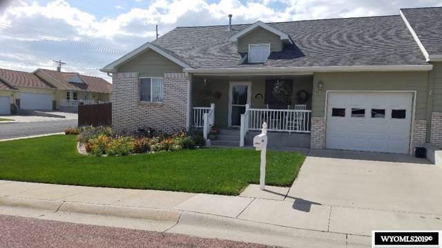 2902 W B Street, Torrington, WY 82240 (MLS #20195486) :: Lisa Burridge & Associates Real Estate
