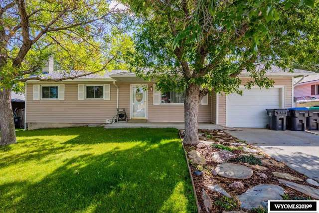 280 Hackberry Street, Green River, WY 82935 (MLS #20195493) :: RE/MAX The Group