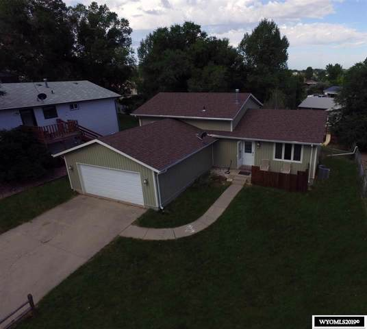 217 California, Glenrock, WY 82637 (MLS #20195494) :: RE/MAX The Group