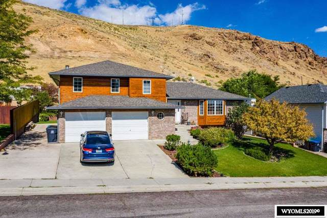 420 Evans Drive, Green River, WY 82901 (MLS #20195496) :: RE/MAX The Group
