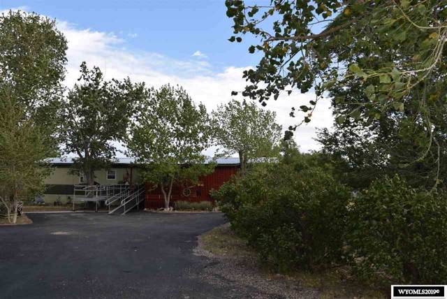 20 Boxelder Road, Glenrock, WY 82637 (MLS #20195503) :: RE/MAX The Group