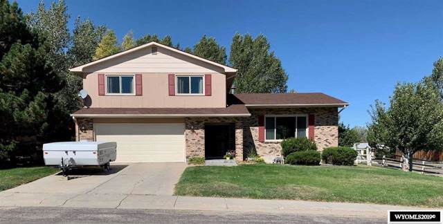 2202 W 43rd Street, Casper, WY 82604 (MLS #20195514) :: RE/MAX The Group