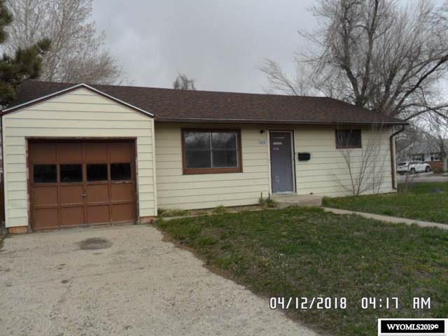 1414 W 29th, Casper, WY 82604 (MLS #20195516) :: RE/MAX The Group