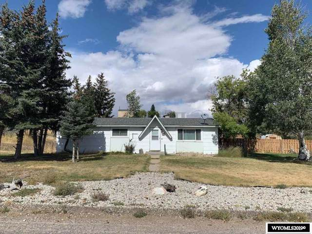 105 S 4th Street, Hanna, WY 82327 (MLS #20195518) :: RE/MAX The Group