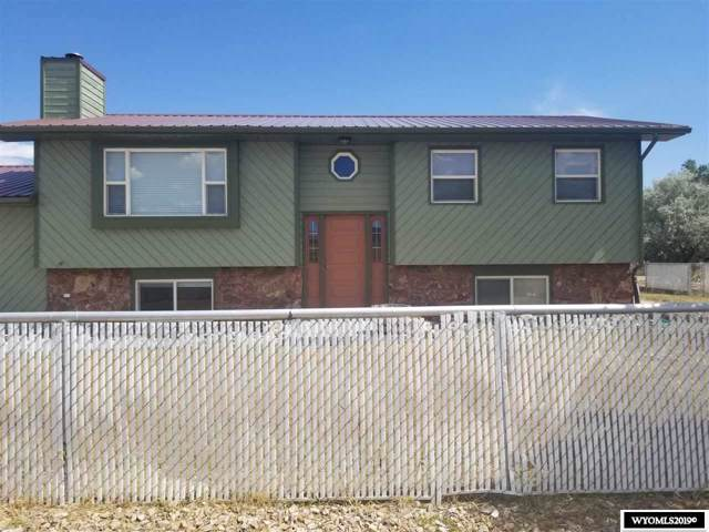 723 W Valley, La Barge, WY 83123 (MLS #20195522) :: RE/MAX The Group