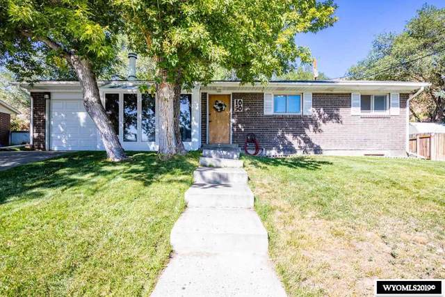 1050 Wilkes Drive, Green River, WY 82935 (MLS #20195524) :: RE/MAX The Group