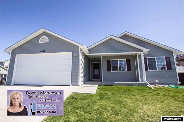 2445 S Fairdale Avenue, Casper, WY 82601 (MLS #20195528) :: Real Estate Leaders