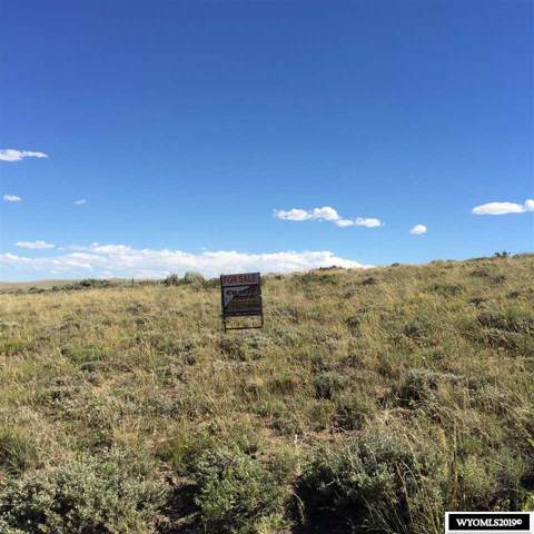 S 1/2 L9 Unit B Commissary Ridge(Ranch), Kemmerer, WY 83101 (MLS #20195532) :: Lisa Burridge & Associates Real Estate