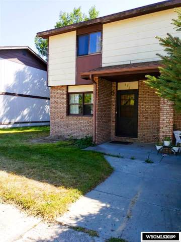 431 Albany Avenue, Torrington, WY 82240 (MLS #20195533) :: Lisa Burridge & Associates Real Estate