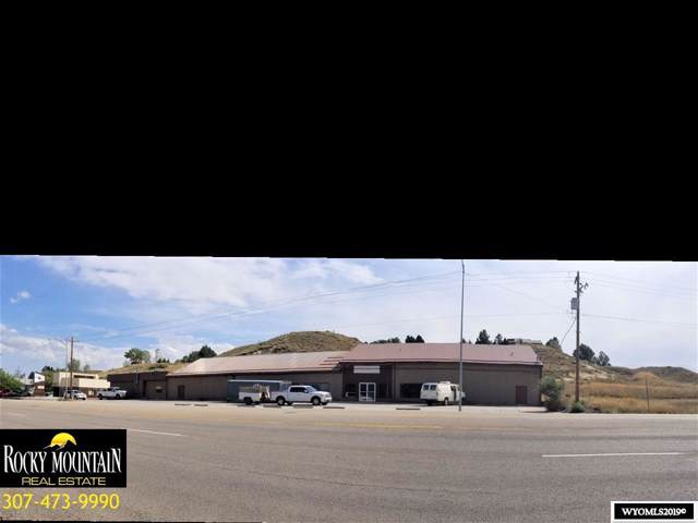 803 W Birch Street, Glenrock, WY 82637 (MLS #20195546) :: Real Estate Leaders