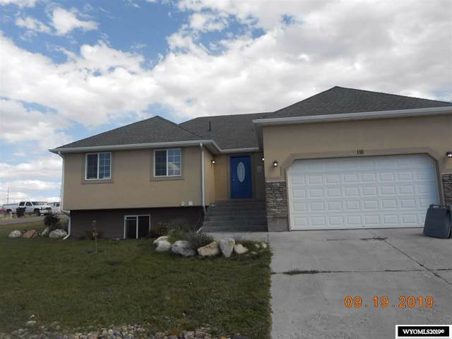 110 Benjamin Franklin Street, Evanston, WY 82930 (MLS #20195550) :: RE/MAX The Group