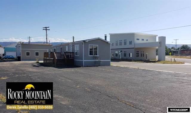 4949 W Yellowstone Highway, Mills, WY 82604 (MLS #20195555) :: Real Estate Leaders