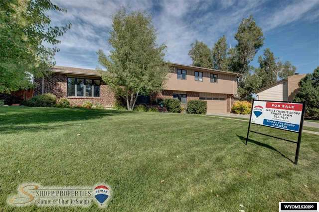 3950 Cynthia Drive, Casper, WY 82609 (MLS #20195558) :: Lisa Burridge & Associates Real Estate