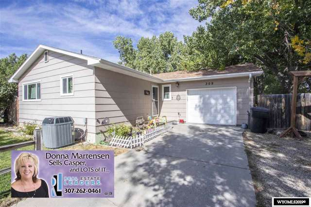 309 Azalea, Casper, WY 82604 (MLS #20195562) :: Lisa Burridge & Associates Real Estate